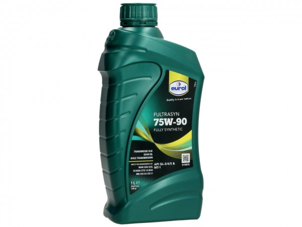 Eurol Getriebeöl, 75W/90, Eurol Fultrasyn, vollsynthetisch, 1 l