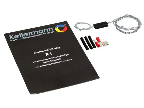 Kellermann Blinkrelais 12 V, 3-polig