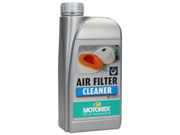Motorex Luftfilterreiniger, Air Filter Cleaner, 1 l