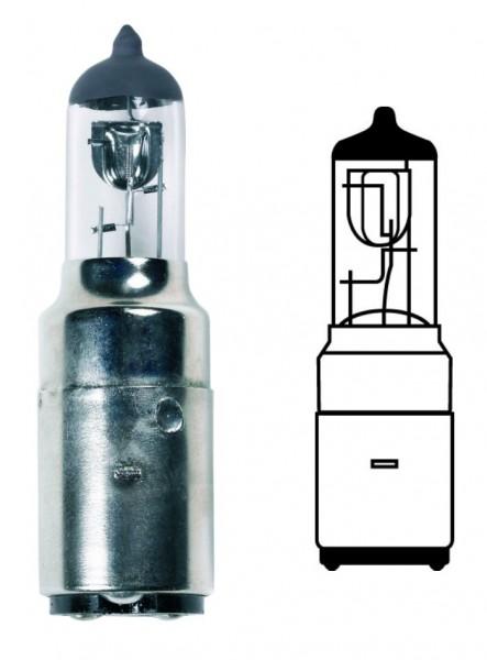 Ring Leuchtmittel, Glühlampe, Halogen, 12 V, 35/35 W, BA20d