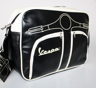 Vespa Tasche, schwarz