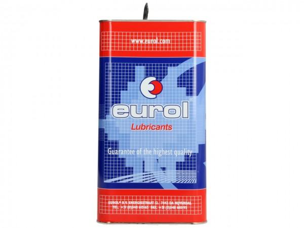 Eurol Bremsflüssigkeit, DOT 4, 5 l, SAE J1703 / ISO 4925