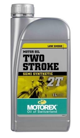 Motorex Motoröl 2 Takt, Two Stroke 2T, teilsynthetisch, 1 l