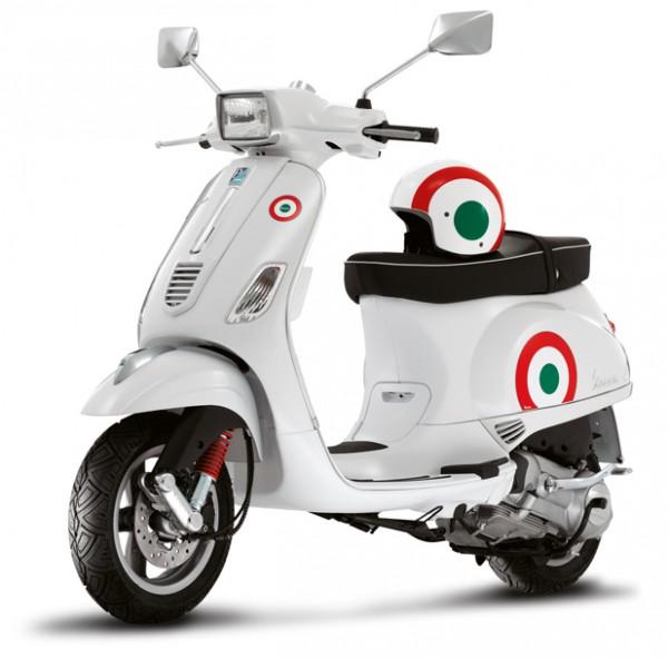 """Sticker Kit """"Flagge"""" Vespa S - Italien"""