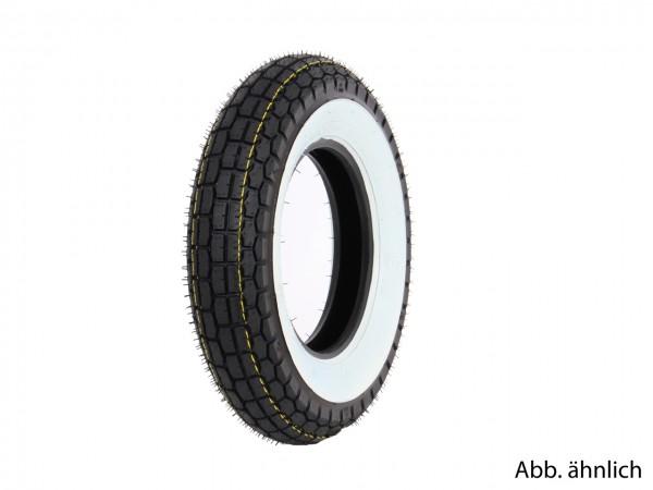 Mitas Reifen 4.00-8, 66J, TT, B13, Weißwand