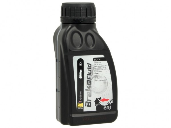 Eni Bremsflüssigkeit, Brake Fluid DOT 4, 0,250 l