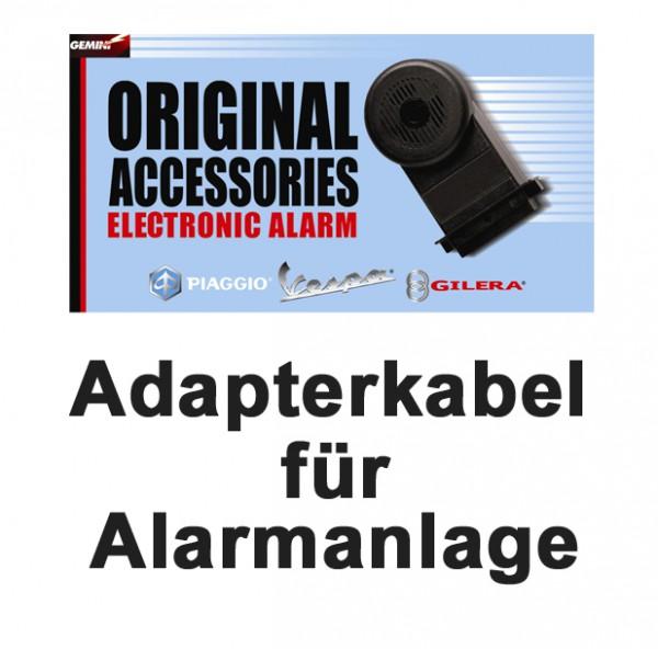 Adapterkabel Alarmanlage E-Lux / E-1 bis 200ccm