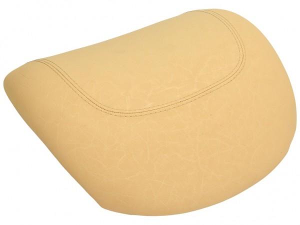 Rückenpolster, beige
