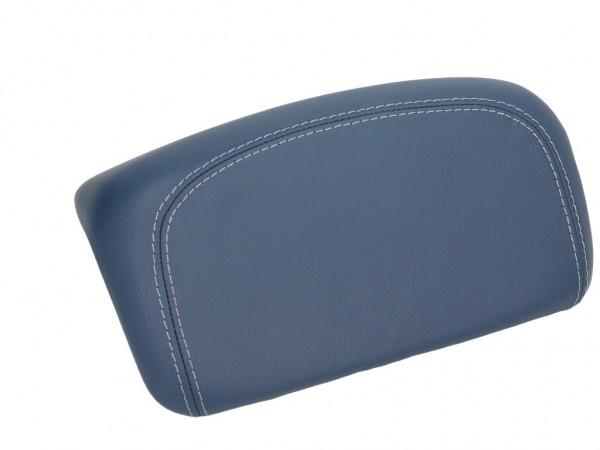 Rückenpolster, blau