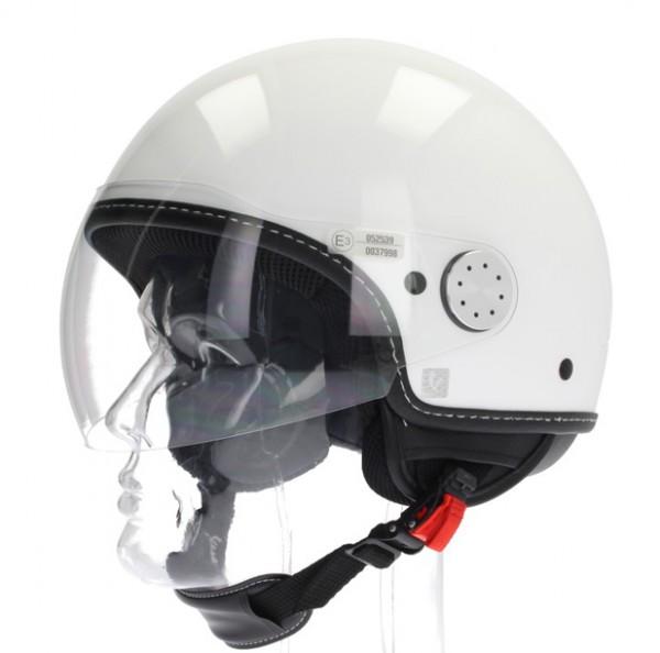 "Vespa Helm ""Visor"" 2.0 Jethelm Weiss"
